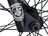 BMX Велосипед Karma Empire LT 2020 (черный) вид 13