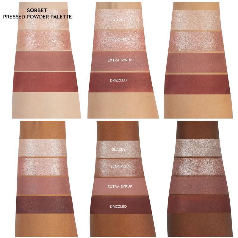 ColourPop Sorbet shadow palette