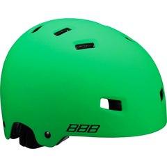 Велошлем BBB Billy зелёный матовый