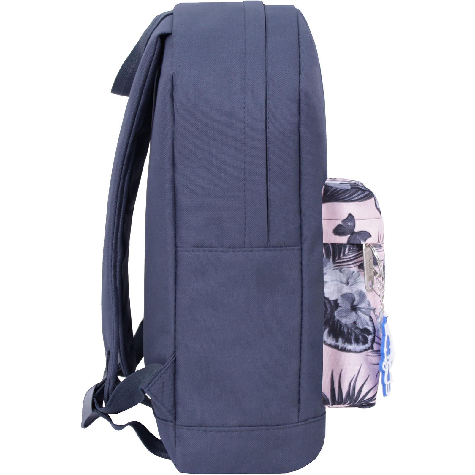 Рюкзак Bagland Молодежный W/R 17 л. серый 458 (00533662) фото 2