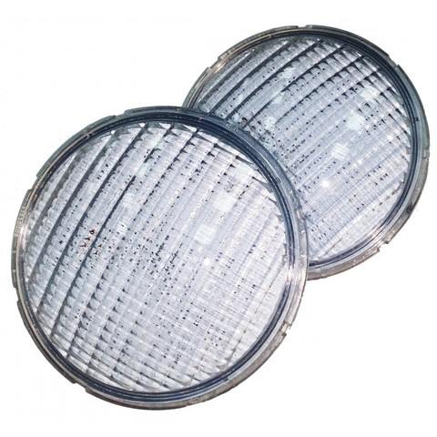 Лампа светодиодная белого свечения PAR56, 324 светодиода, 24 Вт, 12В AC POOLKING