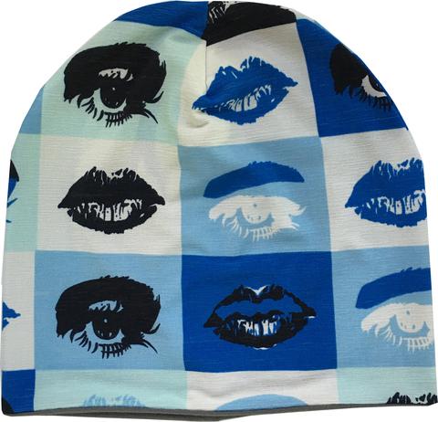 Женская шапочка бини с принтом в стиле картин Энди Уорхола