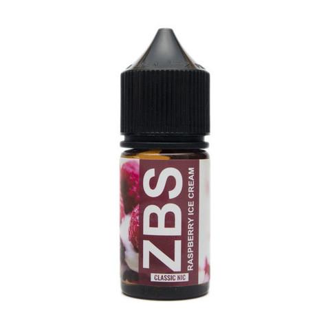 Жидкость ZBS Classic Nic 30 мл Raspberry Ice Cream