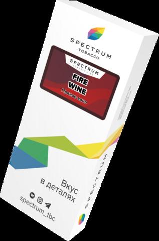 Табак Spectrum Classic Line Fire Wine (Пряное Вино) 100г