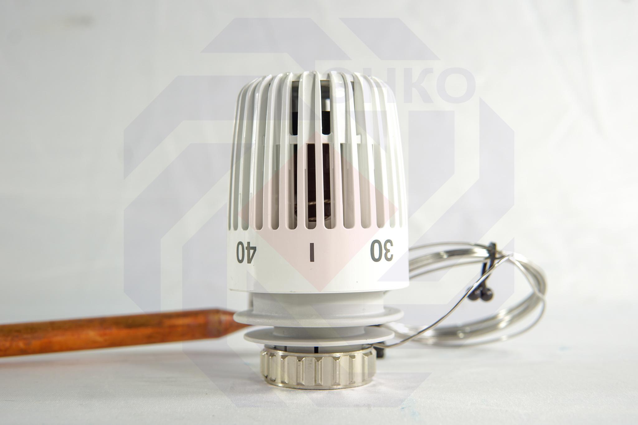Головка термостатическая IMI K с дистанционным датчиком