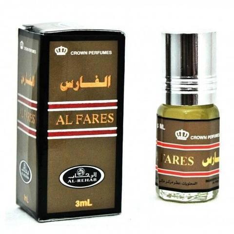 Al Fares / Аль Фарес 3мл