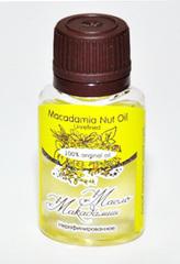 Косметическое масло МАКАДАМИИ/ Macadamia Nut Oil Unrefined / нерафинированное/ 20 ml