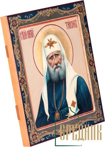 Икона святителя Тихона патриарха Московского