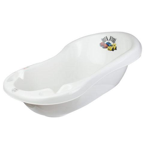 Ванночка детская 84 см Cars (белый)