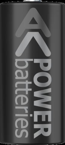 Аккумулятор 16340 (CR123) LiFePO4 400mAh 3,2V (3,0V)
