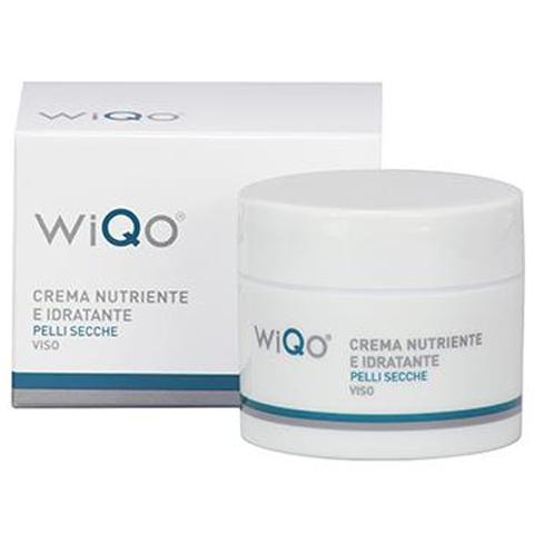 Насыщенный крем для сухой и обезвоженной кожи WiQo, 50 мл