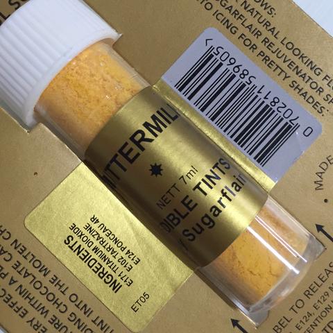 Краситель пищевой Цветочная пыльца Sugarflair Colours Бежевый BUTTERMILK