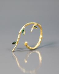 Кольцо «Веточка», Греция