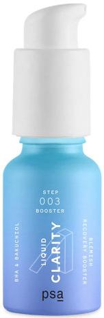 PSA Liquid Clarity BHA & Bakuchiol Blemish Recovery Booster  восстанавливающая сыворотка-бустер 15мл
