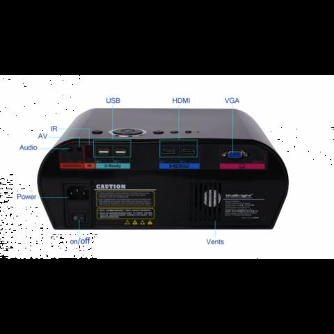 Проектор Everycom Vivibright GP90