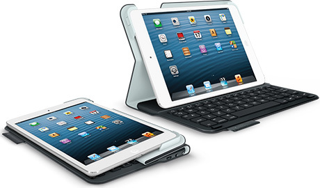LOGITECH Ultrathin Keyboard Folio for iPad mini Carbon Black