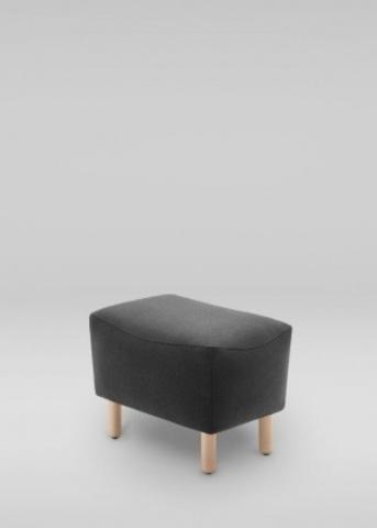 Marbet style MUNO Footstool