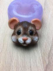 мышка из глины