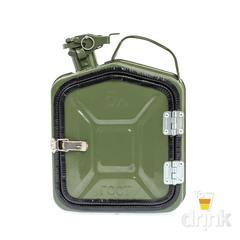 Бар-канистра «ГСМ» 5л, зеленая, фото 1