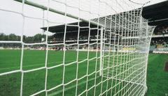 Сетка футбольная (7,50м х 2,50м ) ИГРОВАЯ, d=4.0мм  /пара.
