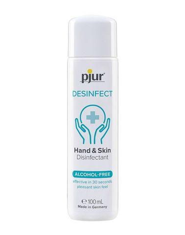 Дезинфектор для рук pjur DESINFECT - 100 мл.