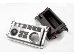 Магнитола для Toyota Prado 150 (2018+) стиль Tesla 4/64GB IPS DSP модель ZF-1805-DSP