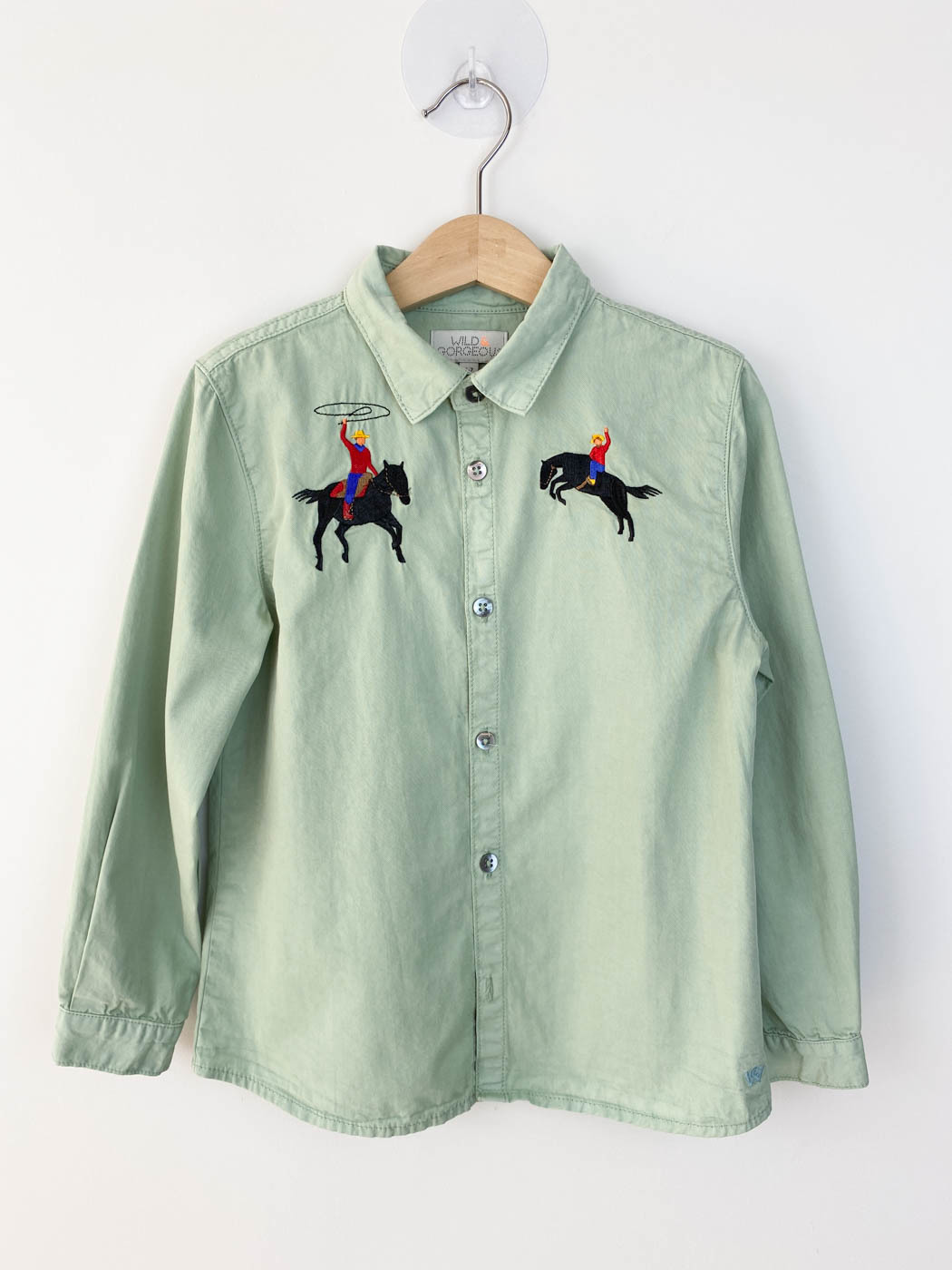 Рубашка Wild&Gorgeous