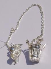 Ведро с щукой ( серебряный ионизатор)