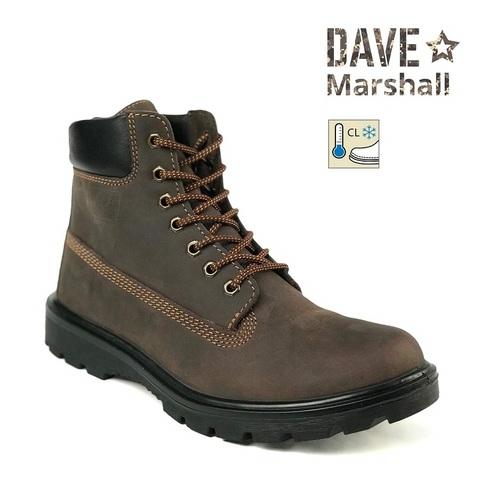 Ботинки кожаные DAVE MARSHALL DAKOTA B-6