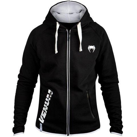Толстовка Venum Contender 2.0 Hoody - Black/White