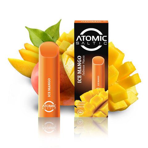 ATOMIC SALTIC - Ice Mango 5%