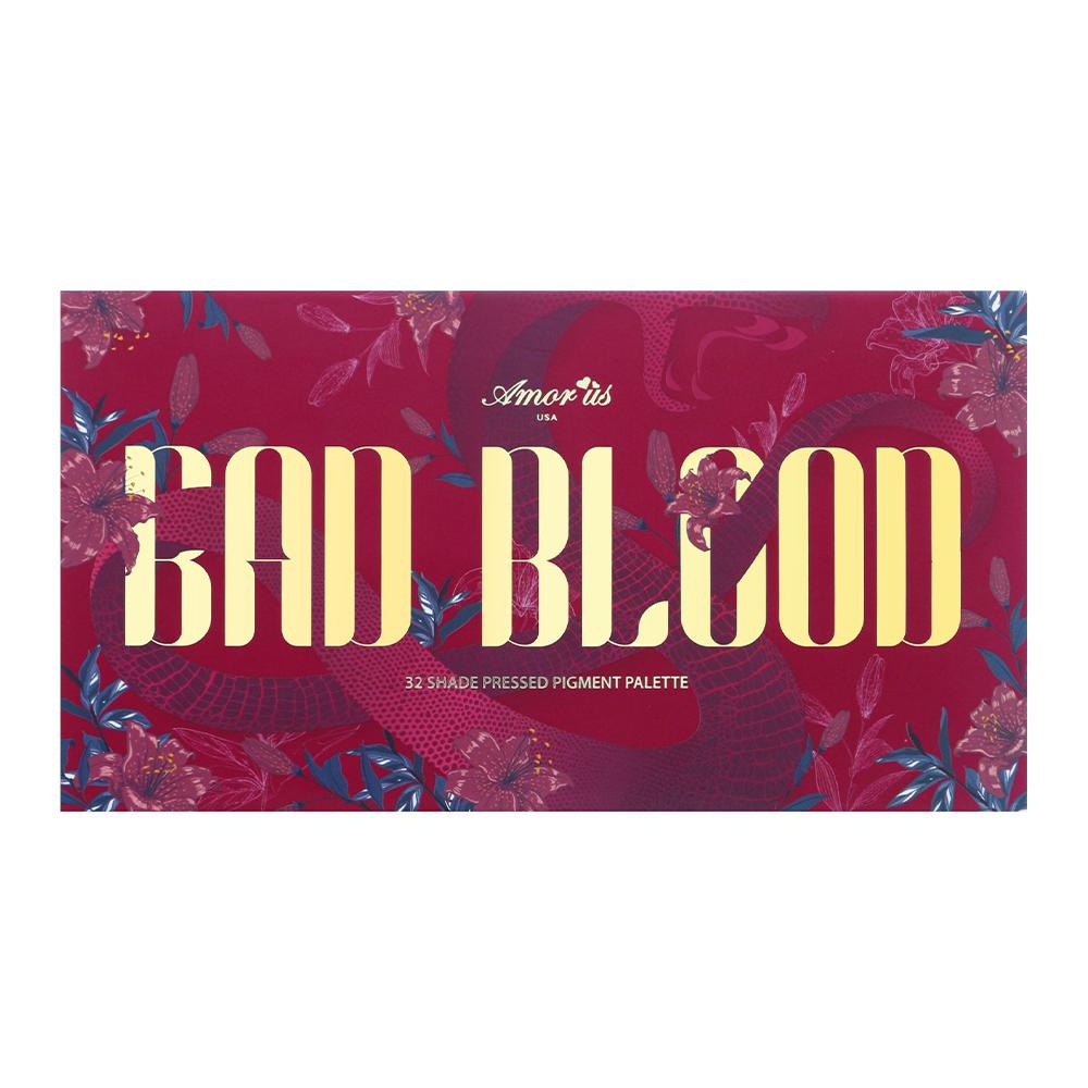 Палетка теней BAD BLOOD