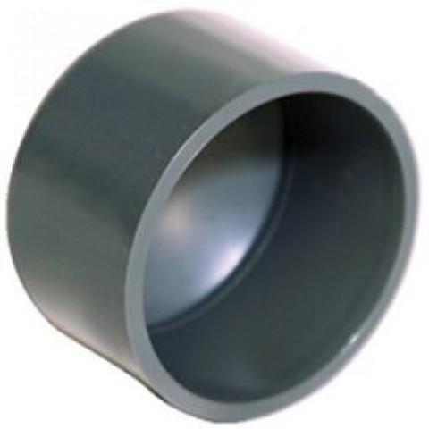Заглушка ПВХ диаметр 400 1,0 Мпа Pimtas