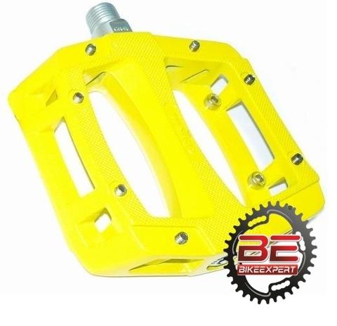 Педали Wellgo LU-A52B Yellow
