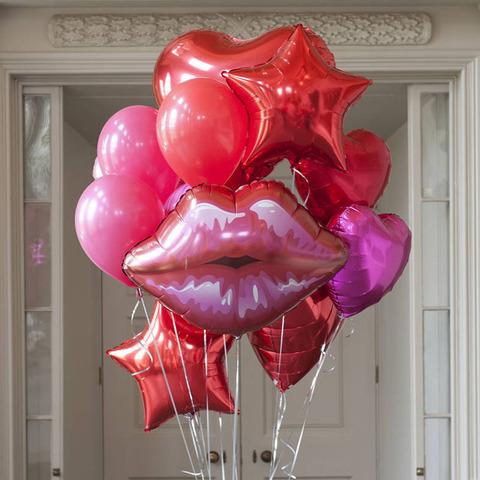 Фонтан из шаров Для любимой