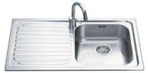 Кухонная мойка Smeg SP791S-2