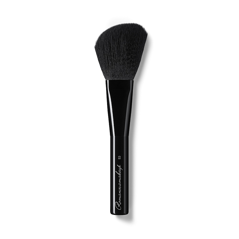 Кисть Romanovamakeup Sexy Makeup Brush S3 для скульптора и бронзера