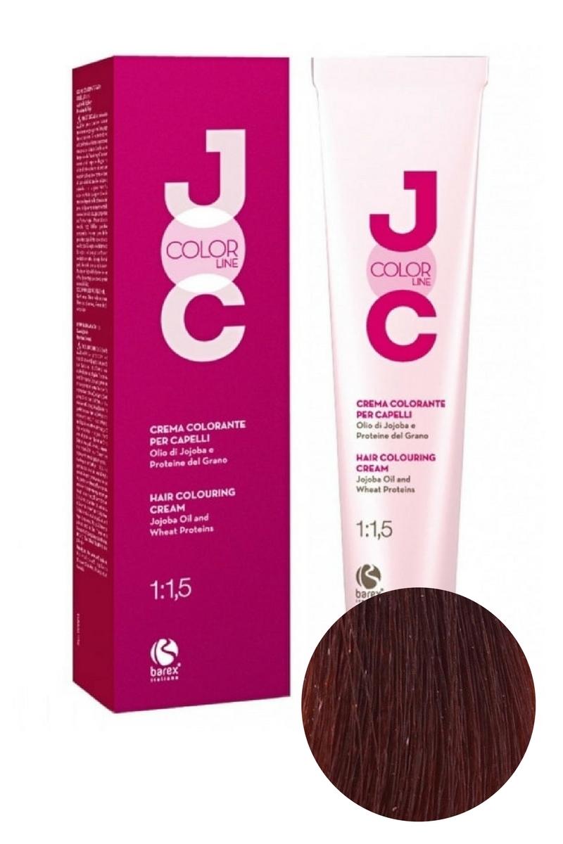 Крем-краска для волос 7.3 блондин золотистый JOC COLOR, Barex