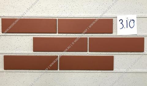 Paradyz - Plain Rosa, гладкая, 24,5х6,5 - Клинкерная плитка для фасада и внутренней отделки