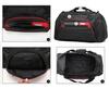 Дорожная сумка Saintong 1030 35L Черный + Красный