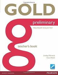 Gold NEd Preliminary Teacher's Book