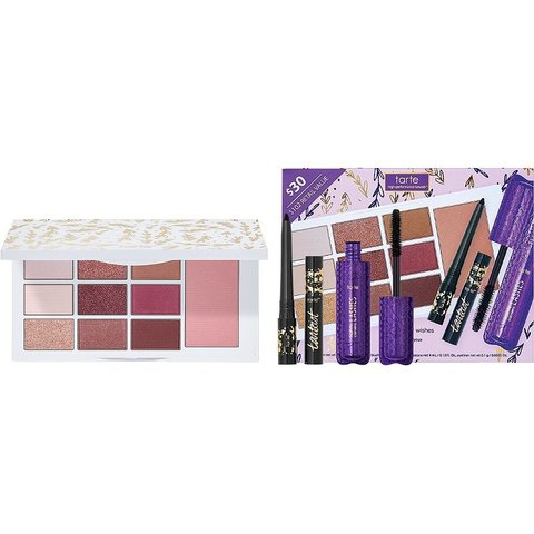 Tarte Warm Winter Wishes Eye Set