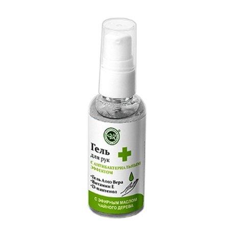 Гель для рук антибактериальный «Чайное дерево»™Крымская Коллекция