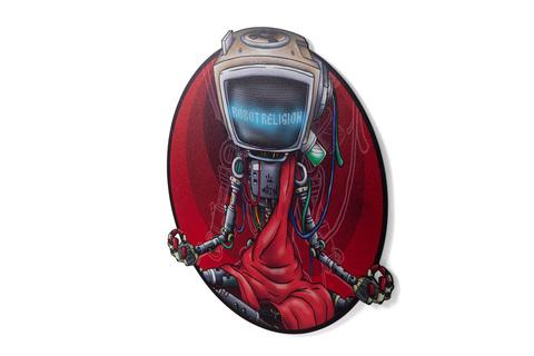 Картина в детскую комнату Mr.Robot