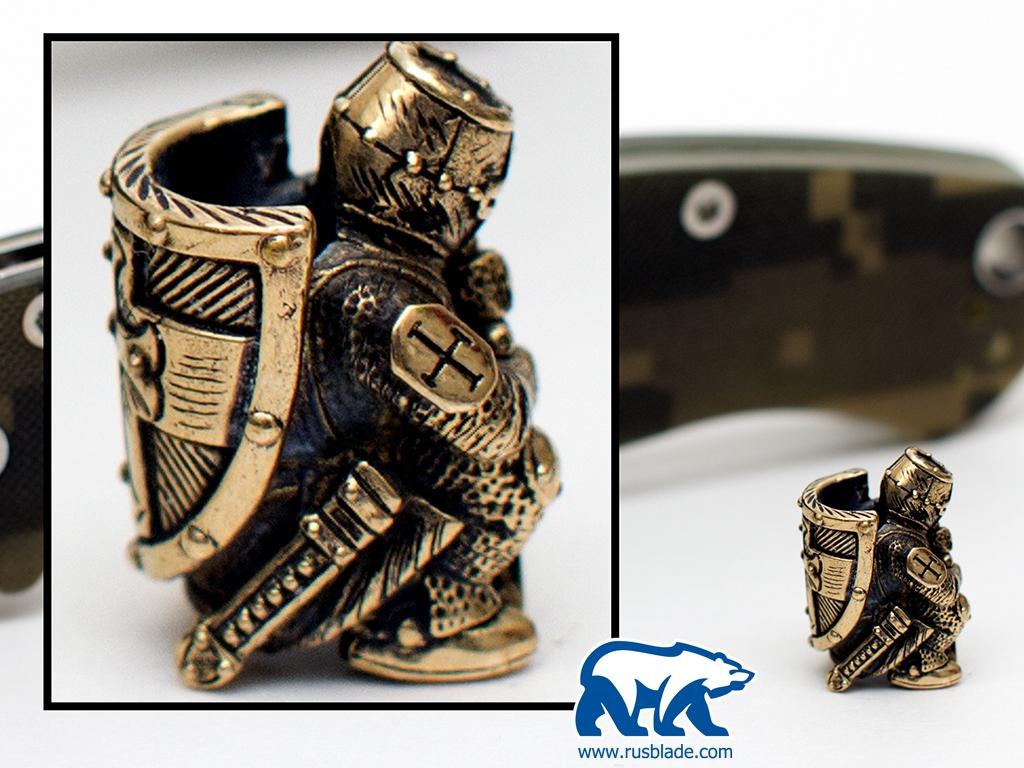 "Custom Sword Knot ""Knight Templar"" Limited Edition - фотография"