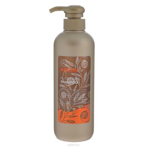 MUKUNGHWA ROSSOM Argan шампунь (аргана), 550 мл Rossom Argan Shampoo 550ml