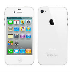 Apple iPhone 4S 64GB White - Белый