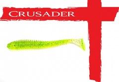 Виброхвост Crusader No.02 80мм, цв.051, 10шт.