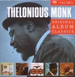 Thelonious Monk / Original Album Classics (5CD)