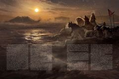Хребты Безумия. Том 1 (иллюстр. Ф. Баранже)